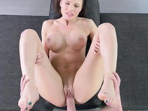 Blazing Hot Corporate Chick Ass Fucked After Work