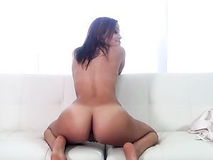 Great Tits On Sexy Casting Couch Slut Karter Foxx
