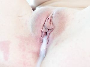 Her Young Cunt Needs A Nice Thick Creampie