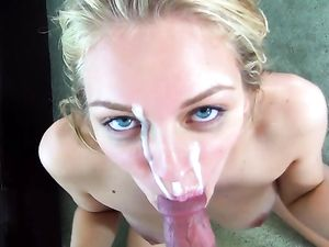 Alli Rae Casting Fuck And Facial Is A Joy To Watch